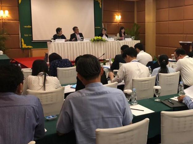 Cambodia workshop
