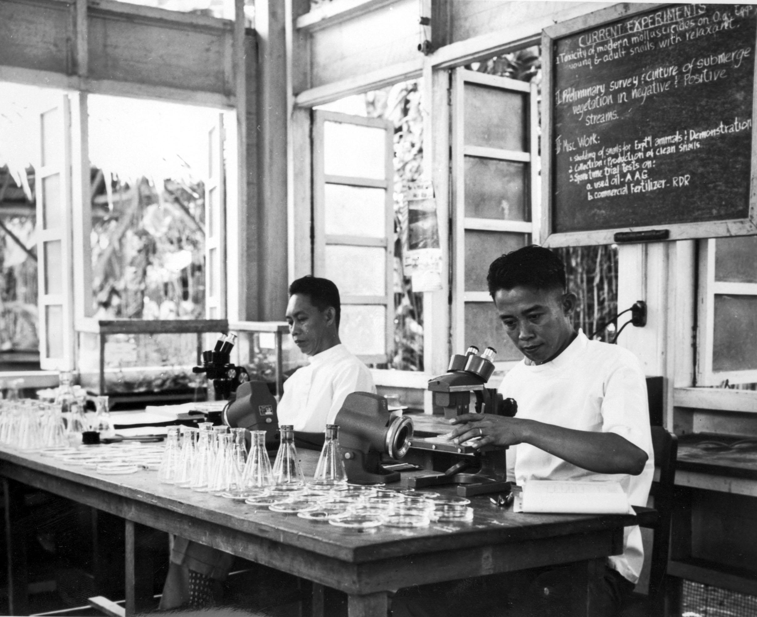 lab tech 1961