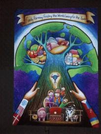 Organizacion De Las Naciones Unidas Para La Alimentacion Y La Agricultura Fao Lanza Concurso De Carteles Para Dia Mundial De La Alimentacion 2015 Fao En Republica Dominicana Organizacion De Las