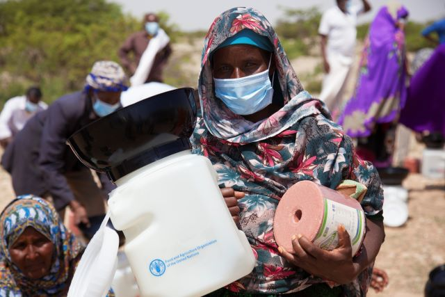 UN and Government of Somalia call for urgent scaling up of emergency response as 2.65 million Somalis are projected to be in acute hunger