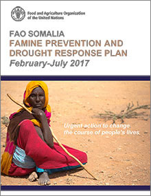 Somalia - Famine prevention and drought response plan February-July 2017