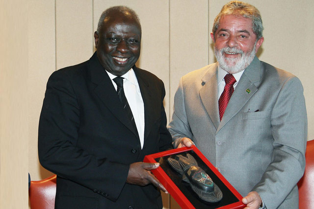 Brazil, Chile and Caricom countries back FAO's proposal for a World Summit on Food Security