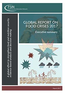 Global Report on Food Crises 2017 - Executive summary