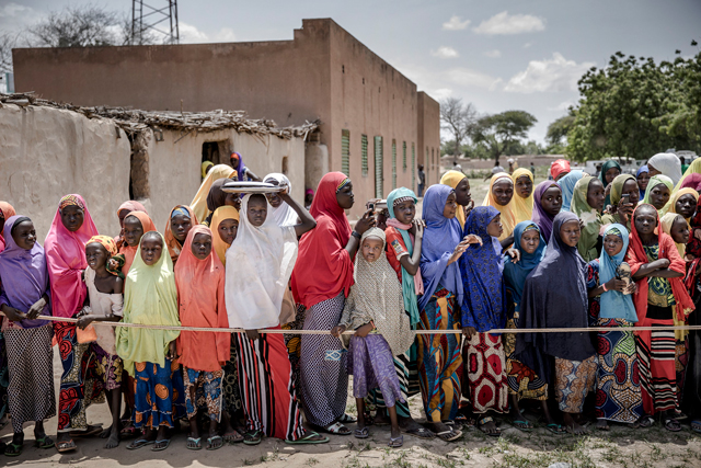 UN food agency chiefs pledge to redouble efforts to reduce poverty and hunger in the Sahel