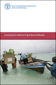 Increasing the Resilience of Agricultural Livelihoods