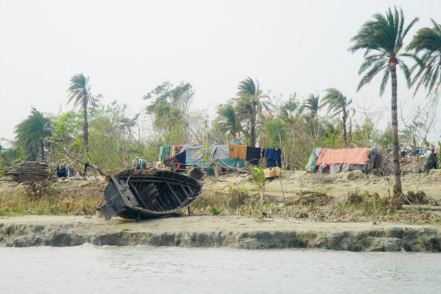 Bangladesh: agricultural sector devastated in cyclone-hit areas