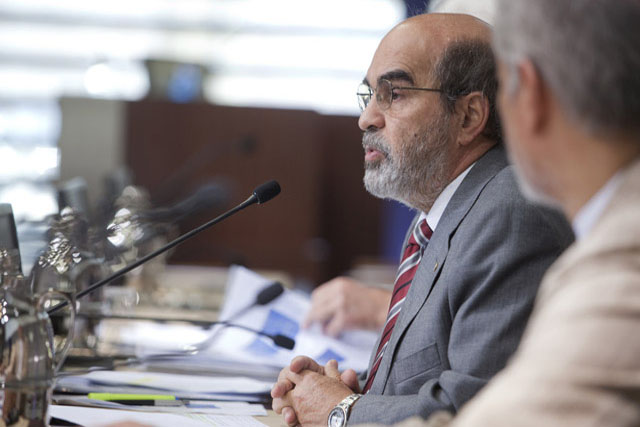 Director-General José Graziano da Silva addressing the 31st Session of the FAO Regional Conference for the Near East, Rome