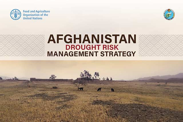 Afghanistan Drought Risk Management Strategy