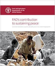 FAO's contribution to sustaining peace