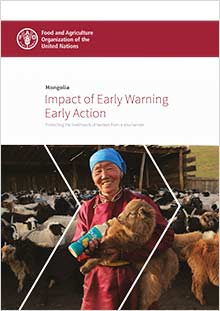 Mongolia - Impact of Early Warning Early Action