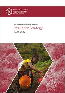The United Republic of Tanzania Resilience Strategy 2019–2022