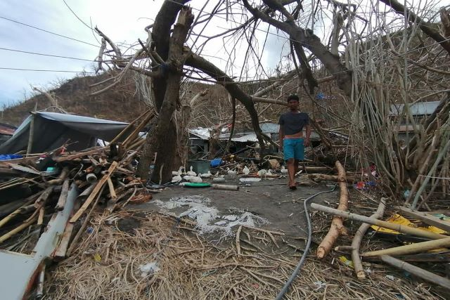 Philippines | Emergency assistance to safeguard food security and livelihoods of vulnerable farmers and fishers in Catanduanes Province affected by Super Typhoon Goni