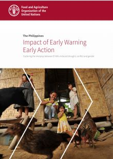 The Philippines - Impact of Early Warning Early Action