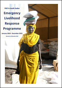 FAO in South Sudan - 2015 Emergency Livelihood Response Programme