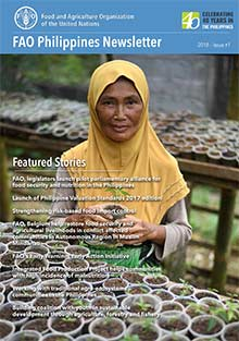 FAO Philippines Newsletter - 2018 Issue 1