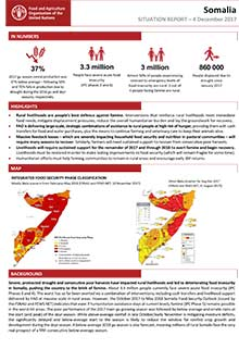 Somalia - Situation report 4 December 2017