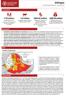 Ethiopia - Situation report May 2017