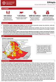 Ethiopia - Situation report January 2017