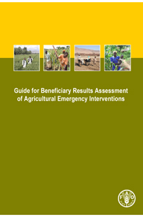 Guide for Beneficiary Results Assessment of Agricultural Emergency Interventions