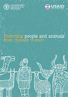 Protecting people and animals from disease threats