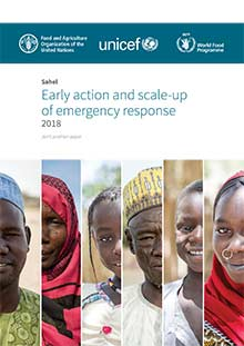 Sahel - Early action and scale-up of emergency response - 2018