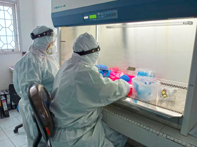 Six Indonesian Disease Investigation Centres help accelerate COVID-19 testing