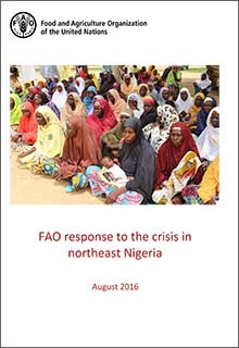 FAO response to the crisis in northeast Nigeria