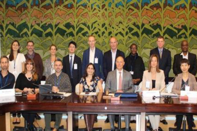 Strengthening Global Coordination of Animal Health Emergencies of International Concern