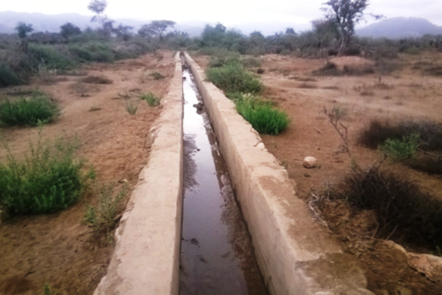 Irrigation consolidation and development of better farming systems in the Dur Dur Watershed, Awdal Region, Somaliland – Phase II