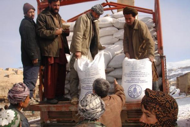 Protect the livelihoods of vulnerable livestock holders in flood-affected and conflict areas of Afghanistan