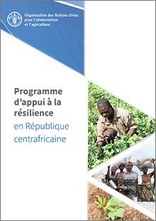 Resilience programme in the Central African Republic (in FRENCH)