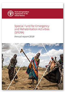 Special Fund for Emergency and Rehabilitation Activities (SFERA) | Annual Report 2019