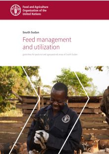 South Sudan | Feed management and utilization guidelines for pastoral and agropastoral areas