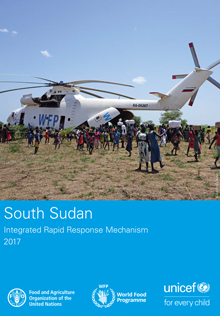 South Sudan: Integrated Rapid Response Mechanism 2017