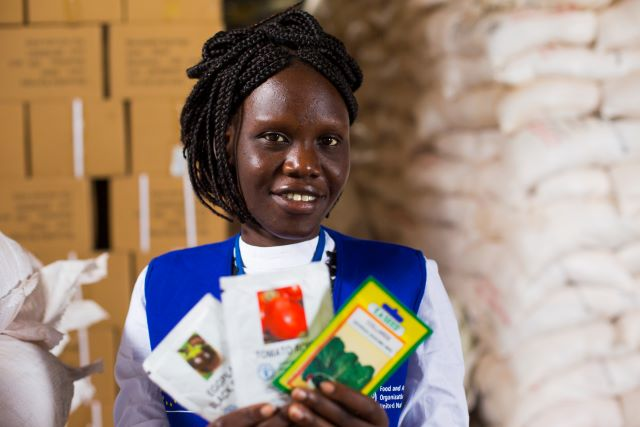 South Sudan | Returning to help build a better future for her country