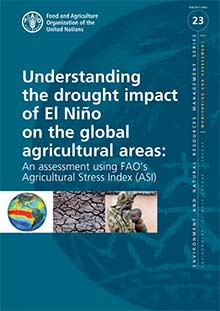 Understanding the drought impact of El Niño on the global