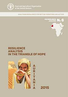 Resilience Analysis in the Triangle of Hope: Mauritania 2015