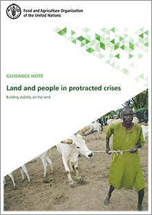 Guidance Notes - Land and People in Protracted Crises