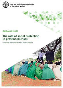 Guidance Notes - The Role of Social Protection in Protracted Crises