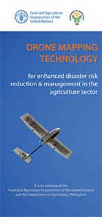 Drone mapping technology for enhanced disaster risk reduction and management in the agriculture sector
