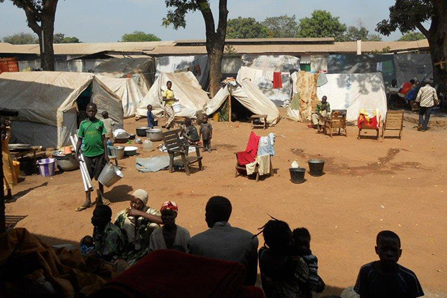 100 Day Plan for Priority Humanitarian Action in the Central African Republic