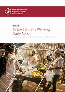 Colombia - Impact of Early Warning Early Action