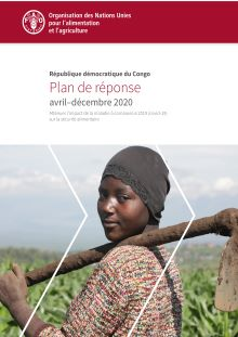 Democratic Republic of the Congo | Response plan (April - December 2020) (IN FRENCH)