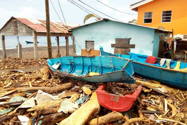 Belgium supports FAO in protecting livelihoods and restoring income-generation of fishers affected by Hurricane Maria in Dominica
