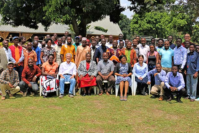 First FAO ISAVET training programme held in Uganda