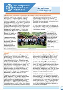 FAO ECTAD Ethiopia newsletter July-September 2018