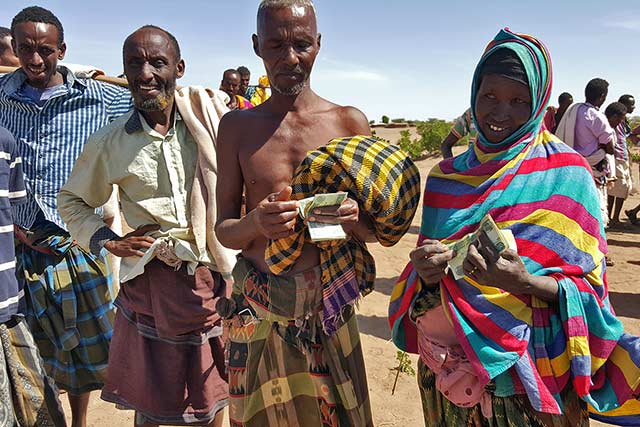 Destocking operation provides drought-stricken pastoralists with much-needed food and income in Somali Region of Ethiopia
