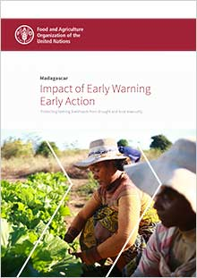 Madagascar - Impact of Early Warning Early Action