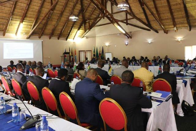 FAO updates SADC Ministers on fall armyworm and locust invasion
