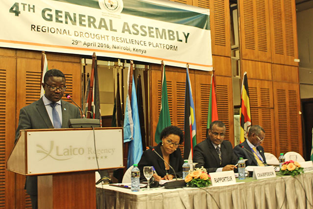 FAO-IGAD renew drought resilience partnership programme